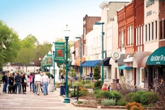 downtown-hickory